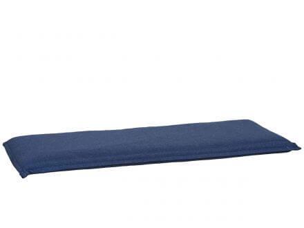 Lünse 3-Sitzer Bankauflage Venice Royal Blue 140x50cm