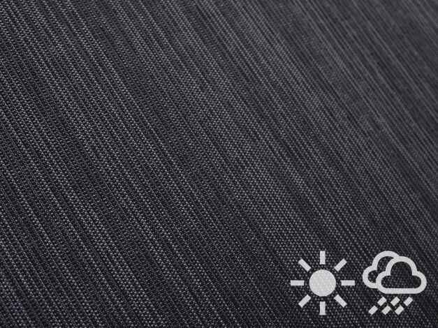 wetterfester und pflegeleichter Textilene Bezug tex-fabric