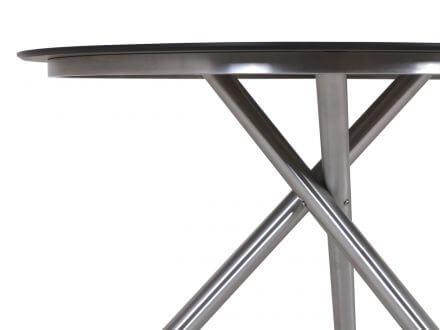 Vorschau: HPL-Tischplatte mit abgeschrägter Kante
