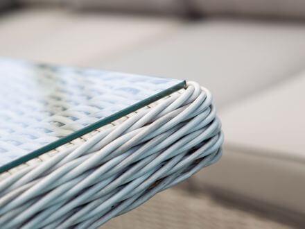 Vorschau: Kettler Marbella Lounge Detail Tischplatte