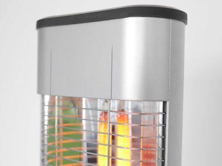 Vorschau: Detailbild Infrarot-Heizstrahler StandLine 25R silber