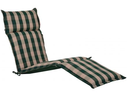 Lünse Deckchair Auflage Stoffkollektion Country