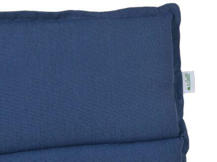 Vorschau: Lünse Alu Niederlehner Auflage 98x48cm Malibu denim-blue