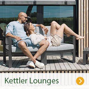 Zu allen Kettler Loungemöbeln