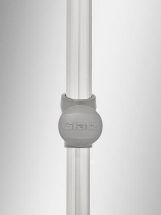 Vorschau: Gelenk für Höhenverstellung und 360°-Drehfunktion