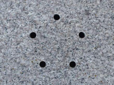 Vorschau: 5-Loch-Aufnahme, z.B. passend für Glatz M4
